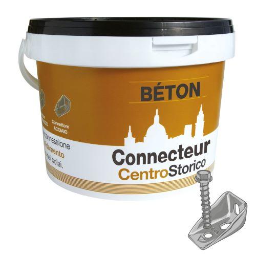 Connecteur Béton Laterlite CS pour le renforcement des planchers en béton armé